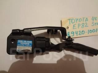 Датчик абсолютного давления. Toyota Starlet, EP85, EP82, EP81 Двигатели: 4EFTE, 2EE, 4EF, 4EFE, 2E