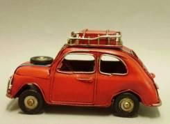 Модель автомобиля Fiat (ручная работа)