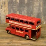 Английский автобус ручной работы
