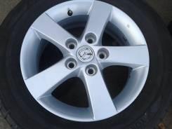 """Mazda. 6.0x15"""", 5x114.30, ET52.5, ЦО 66,1мм."""