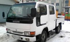 Nissan Atlas. Продам Ниссан Атлас (двухкабинник), 2 000куб. см., 1 250кг., 4x2