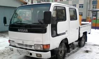 Nissan Atlas. Продам Ниссан Атлас (двухкабинник), 2 000 куб. см., 1 250 кг.