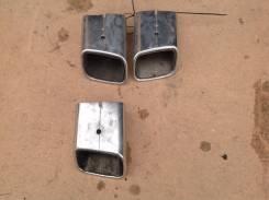 Насадка на глушитель. Mercedes-Benz GLK-Class, X204