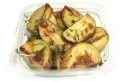 Картофель по-деревенски (Готовые обеды)