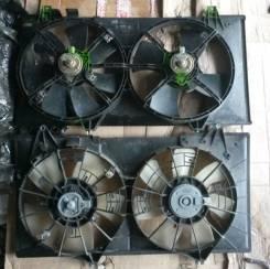 Вентилятор охлаждения радиатора. Mazda Mazda6, GG Mazda Atenza, GGEP, GG3P, GGES, GG3S