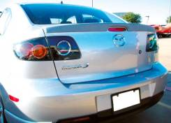 Спойлер. Mazda Mazda3