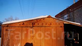 Гаражи металлические. АК, Севастопольскй 2, р-н Центральный, 20 кв.м., электричество