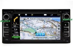 Мультимедиа для АВТО Toyota GPS/SD /TV/USB, DVD, MP3/Блютуз (200-100мм. ). Под заказ из Владивостока
