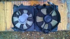 Радиатор охлаждения двигателя. Toyota Raum, EXZ15