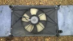 Радиатор охлаждения двигателя. Toyota Wish, ZNE10 1ZZFE