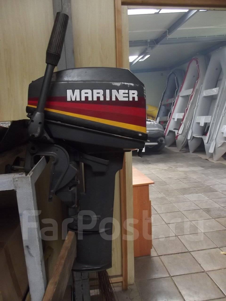 инструкция лодочный мотор mariner 4 л с