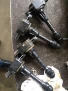 Катушка зажигания. Nissan: Cube Cubic, Cube, Note, Micra C+C, Micra, AD, March Двигатели: CR14DE, CG10DE, CGA3DE, CG12DE, CR12DE, CR10DE