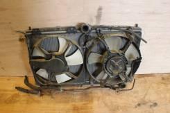 Радиатор охлаждения двигателя. Mitsubishi Eclipse, D32A