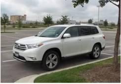 Toyota Highlander. Куплю 2010-2016 года, можно после ДТП , документы.