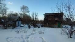 Продам дачу11 соток с домом на 16-ом км Владивостокского шоссе. От агентства недвижимости (посредник)