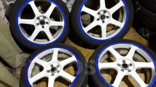 AVS Model 6 - колеса 215/40R18 и 225/40R18. 7.5x18 5x114.30 ET48