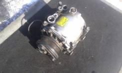 Компрессор кондиционера. Mitsubishi Galant, EA1A Двигатель 4G93 GDI