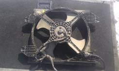 Вентилятор радиатора кондиционера. Mitsubishi Galant, EA1A Двигатель 4G93 GDI