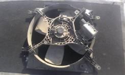 Вентилятор охлаждения радиатора. Mitsubishi Galant, EA1A Двигатель 4G93 GDI