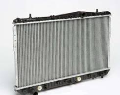 Радиатор охлаждения двигателя. Chevrolet Lacetti