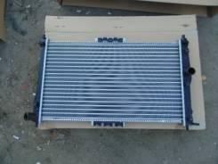 Радиатор охлаждения двигателя. Chevrolet Lanos