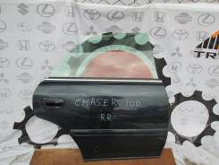 Дверь задняя правая Toyota Chaser 100 1999г.