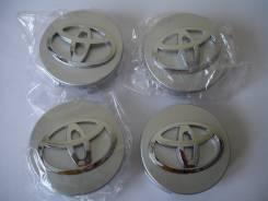 """Колпачок (заглушка Тойота) диска Toyota 62 мм. Диаметр Диаметр: 16"""", 1 шт."""