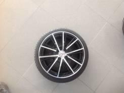 Колёса в сборе, диски NZ F31 4x98 r16+резина toyo TDRB r16 195/45. 6.5x16 4x98.00 ET38 ЦО 58,6мм.