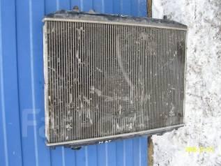 Радиатор охлаждения двигателя. Mazda BT-50