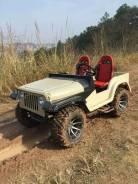 Jeep Wrangler. автомат, задний, 0.2, бензин, 2 тыс. км, б/п, нет птс. Под заказ