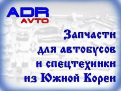 Вкладыши коренные. Daewoo: BS090, BH090, BH120F, DE12, BH117, BS106 Hyundai Universe Kia Cosmos Kia Granbird SsangYong Transtar