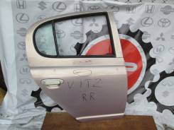 Задняя правая дверь Toyota Vitz scp10 2000г