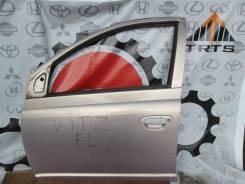 Передняя левая дверь Toyota Vitz scp10 2000г