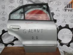 Дверь задняя правая MMC Galant VR-4 E-EC5A 1998г