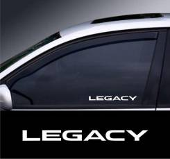 Наклейка. Subaru Legacy