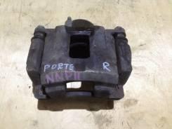 Суппорт тормозной. Toyota: bB, Raum, Porte, Funcargo, ist Двигатели: 1NZFE, 2NZFE