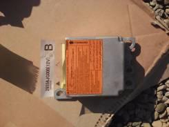 Блок управления airbag. Nissan X-Trail, NT31, TNT31 Двигатель MR20