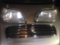 Решетка радиатора. Toyota Crown, JZS171 Двигатели: 1JZGE, 1JZFSE, 1JZGTE