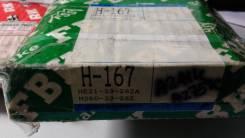 Колодка тормозная. Mazda Luce, HC3S, HCSS, HCEJ, HCFS, HCEP