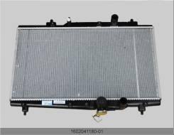 Радиатор охлаждения двигателя. Geely MK