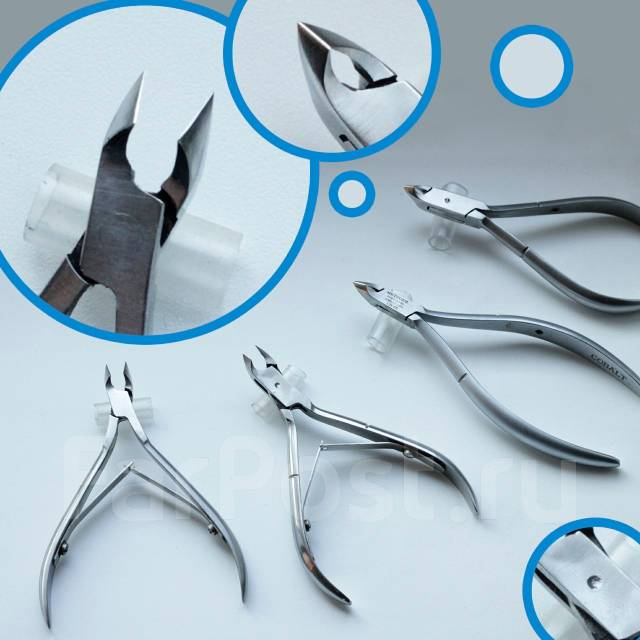 Профессиональная заточка маникюрного и парикмахерского инструмента