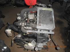 Двигатель в сборе. Mitsubishi Pajero, V44W Двигатель 4D56