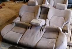 Спинка сиденья. Toyota Mark X