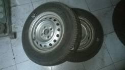 Bridgestone Duravis R670. Летние, износ: 5%, 1 шт