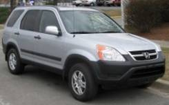 Хонда CRV. Honda CR-V