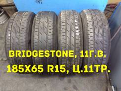 Bridgestone Ecopia EX10. Летние, 2011 год, износ: 20%, 4 шт