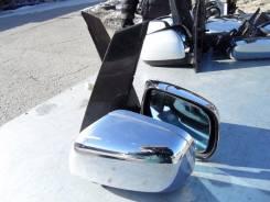 Зеркало заднего вида боковое. Toyota Estima, MCR40