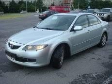 Мазда 3. Mazda Mazda3