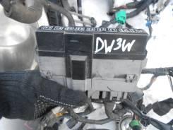 Блок предохранителей. Mazda Demio, DW3W Двигатель B3E