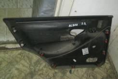 Обшивка двери. Fiat Albea